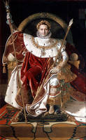 Emperor Napoleon I, 1804-1814 by Kellkrull87