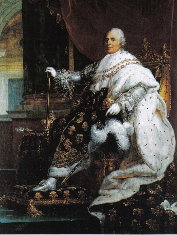 Louis XVIII, 1814-1824 by Kellkrull87 on DeviantArt