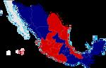 Mexican Civil War 1957-1961