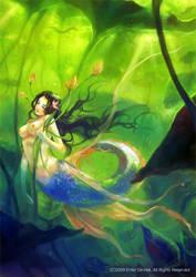 Mermaid by EnferDeHell