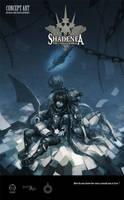 Shadenea in Thesis Exhibition by EnferDeHell