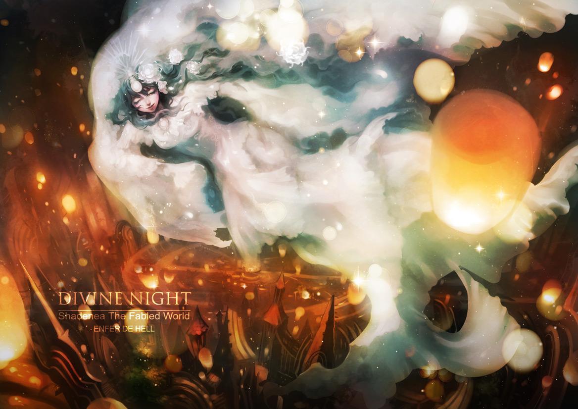Divine Night by EnferDeHell