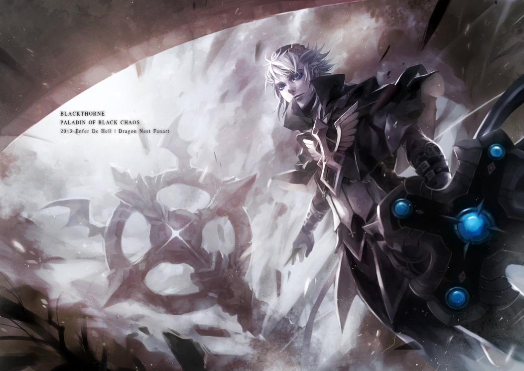 Blackthorne by EnferDeHell