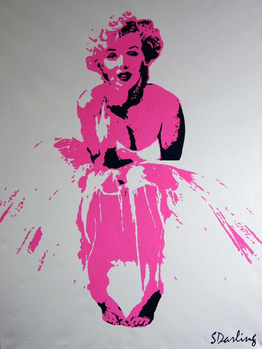 Marilyn Monroe on PinUp-Rockabilly - DeviantArt