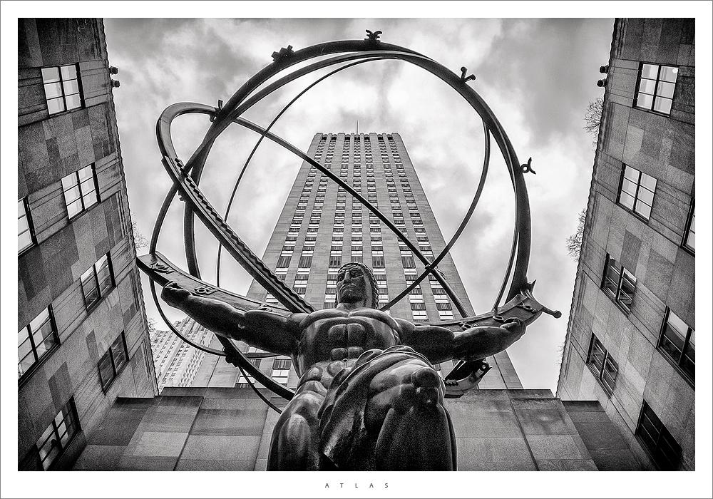 Atlas by Nylons