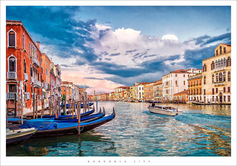 Gondola City by Nylons