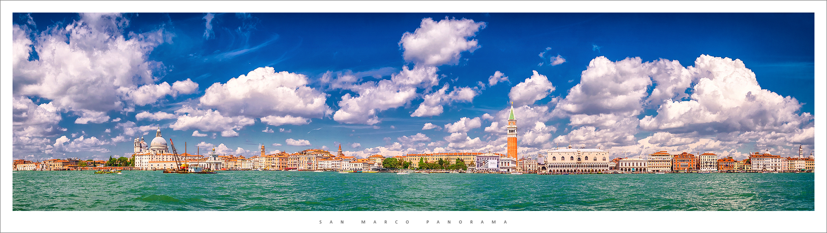 San Marco Panorama by Nylons