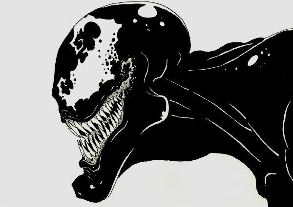 Venom By Mike Hill On Deviantart