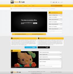 Dekken en Live HomePage - Sold by crativearch