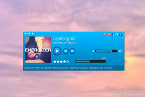 Skypop Player - Sold
