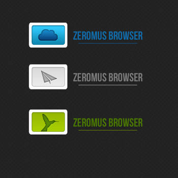 Zeromus Brower Logo - Sold by crativearch