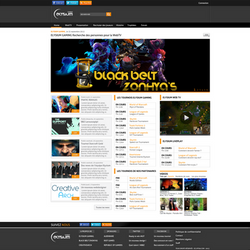 Elysium Gaming Home Page - Sold