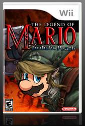 Legend of Mario Twilight Peach by SonicSpeeder18