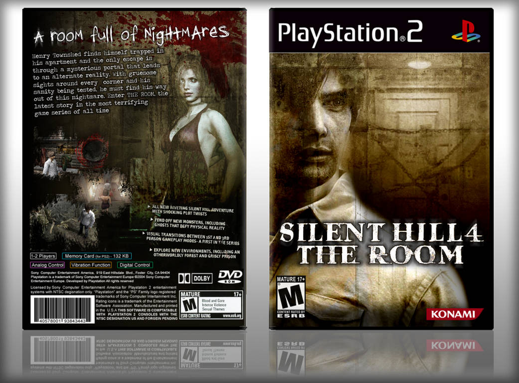 Silent Hill 4 The Room By Sonicspeeder18 On Deviantart
