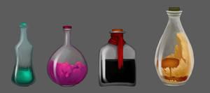 Bottles practise