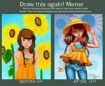 Sunflower - Comparison