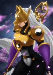 Sakuyamon by GaleRider