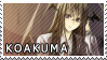 STAMP: Koakuma by mobbostamps