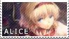 STAMP: Alice Margatroid by mobbostamps
