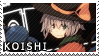 STAMP: Koishi Komeiji by mobbostamps
