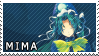 STAMP: Mima by mobbostamps