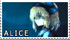 STAMP: Alice  - Classic by mobbostamps