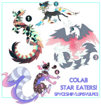 Colab Star Eater Adoptables AUCTION closed