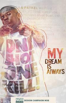 my dream is always