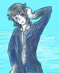 Newly drawn Renoir