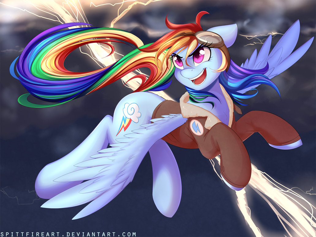 Dash! by spittfireart