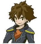 Pixel art: Kazuma