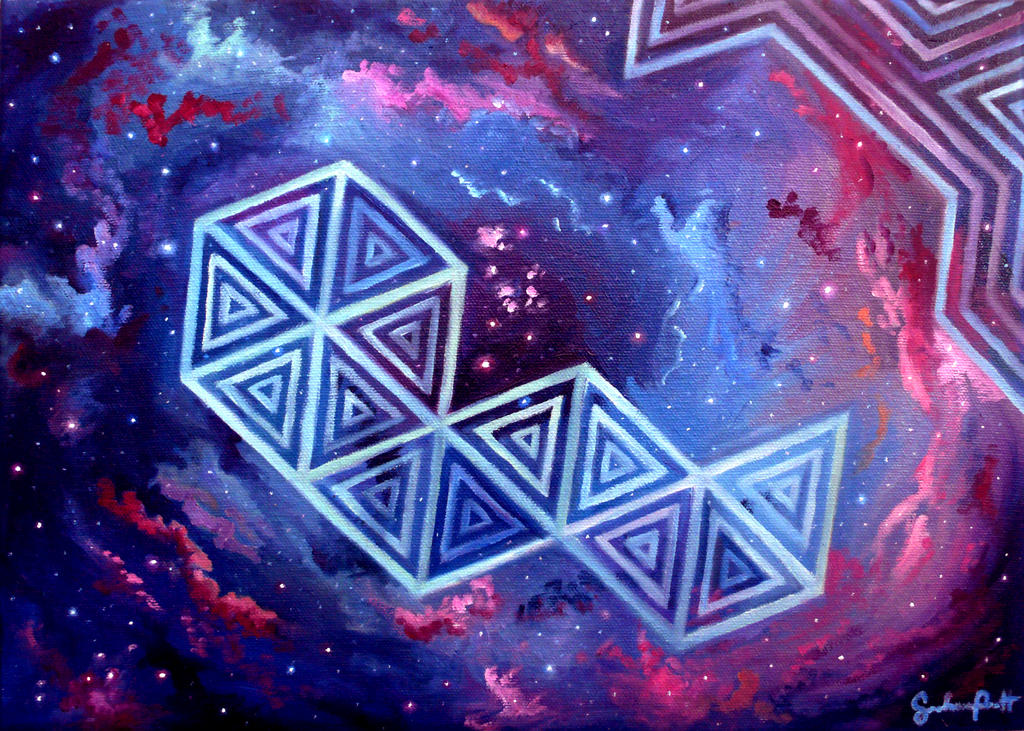 Shape And Space Artwork : Space shape by grahampratt on deviantart