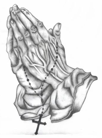 praying hands by jeremiah435 on DeviantArt
