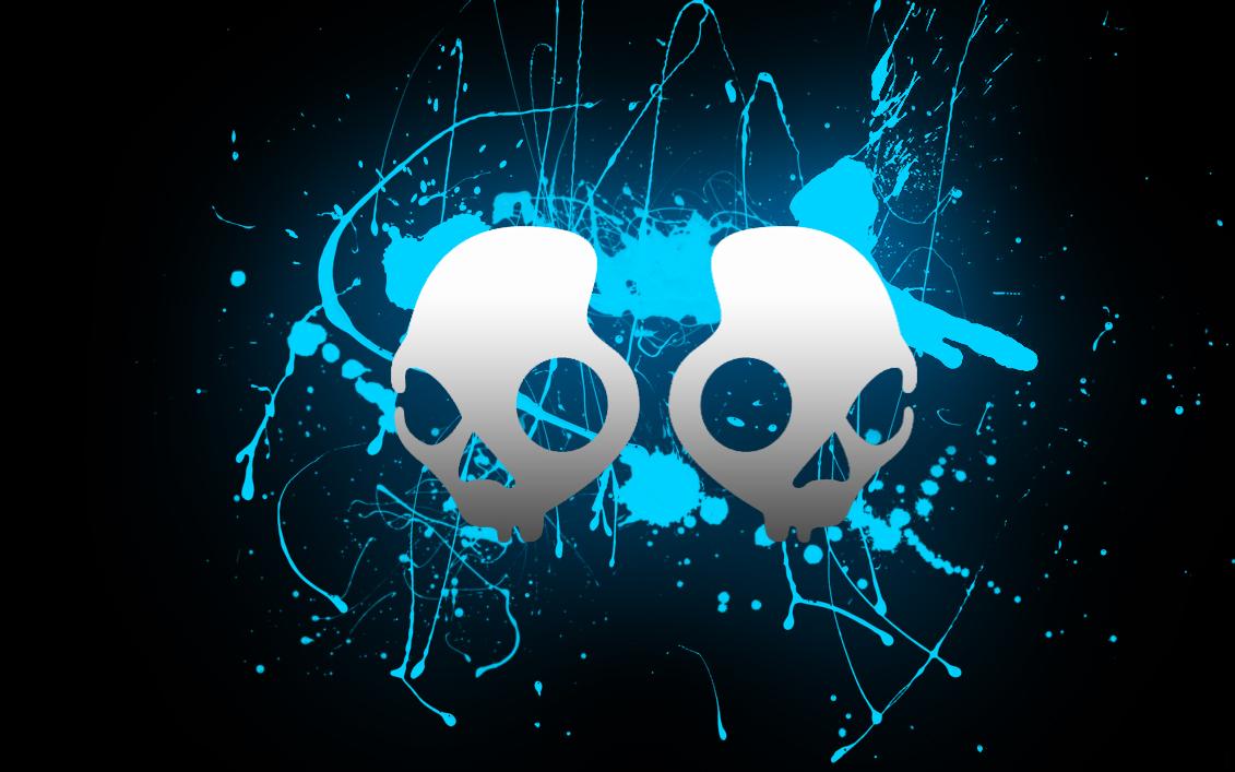 skullcandy logo wallpaper - photo #23