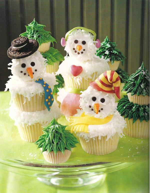 Frosting The Snowmen