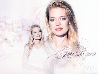 Jeri Ryan by miraradak
