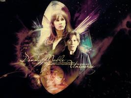 Donna Noble by miraradak