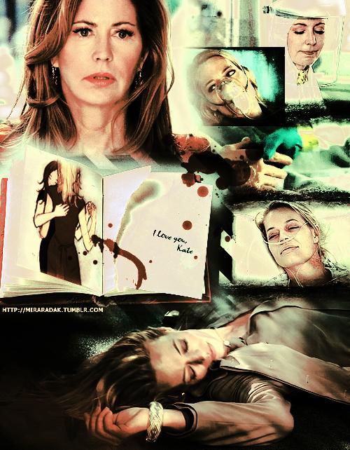 I love you, Kate... by miraradak
