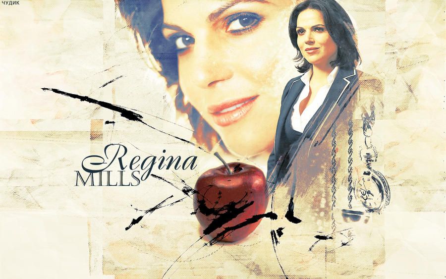 Once Upon A Time images Regina Mills wallpaper and background .
