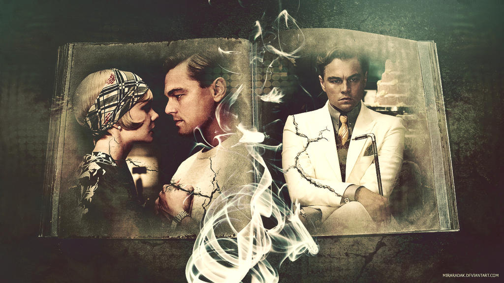The Great Gatsby By Miraradak
