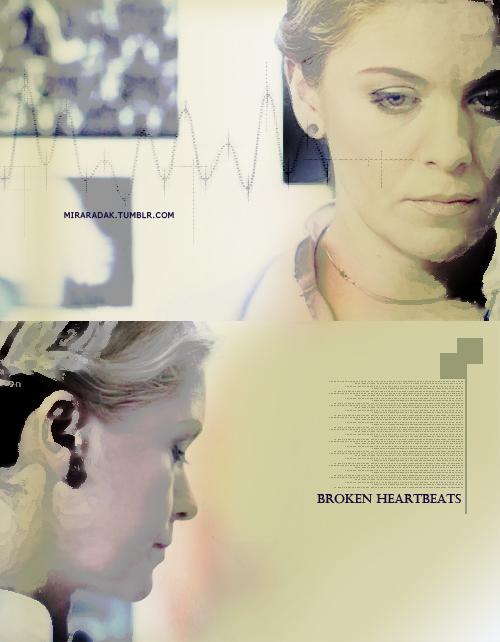 Broken heartbeats by miraradak