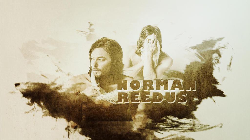 Norman Reedus by miraradak