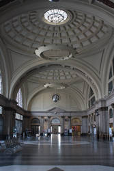 Station hall stock 01 by LutherHarkon