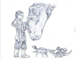 Dinotopia by predatoress27
