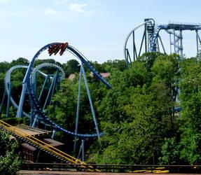 Roller Coaster by predatoress27