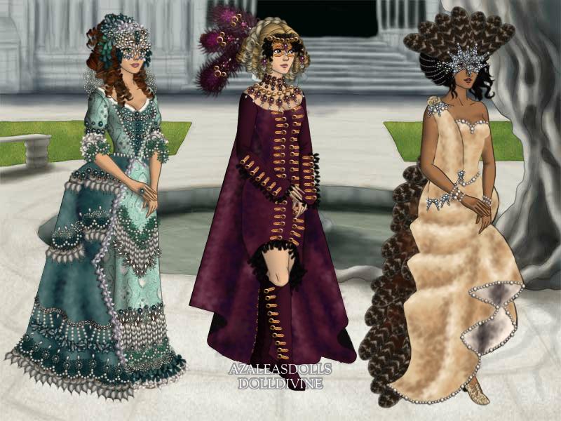 5f86d638effe Venetian ball gowns 2 by Eolewyn1010 on DeviantArt