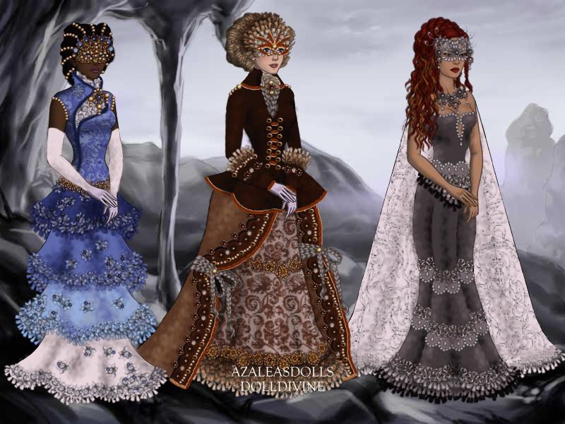 8e6249fd4192 Venetian ball gowns 3 by Eolewyn1010 on DeviantArt