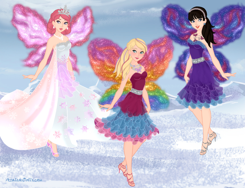 Princess Graciella: Barbie Series 17 By Eolewyn1010 On DeviantArt