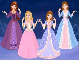 Barbie Series 3 - for Arrelline by Eolewyn1010