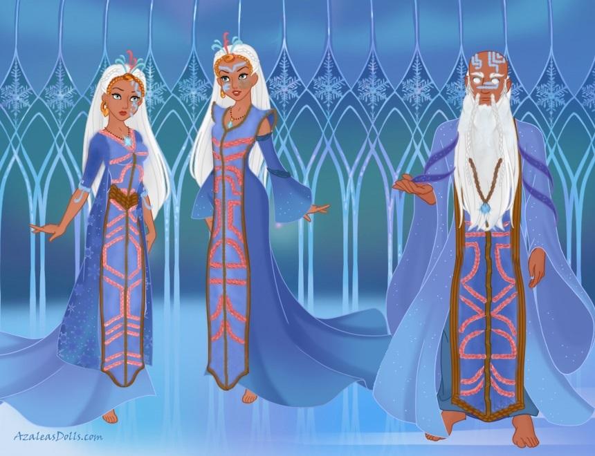 Disney-Queens                                                                 Queen Kida